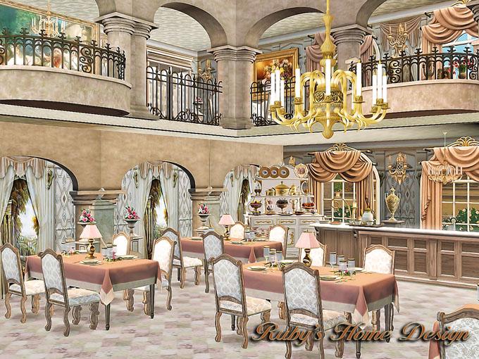 Sims versailles french restaurant 凡爾賽法式餐廳 ruby s home