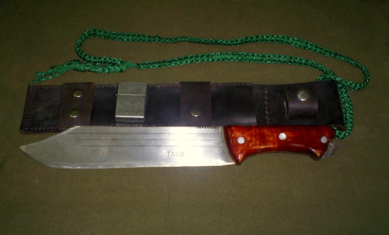 "Simple modificacion de machete panja africano 18"" S5037338"