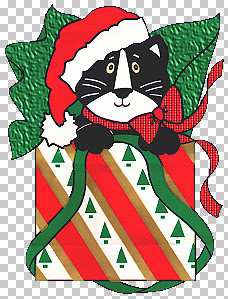 Christmas Bag Kitty by Lux.jpg