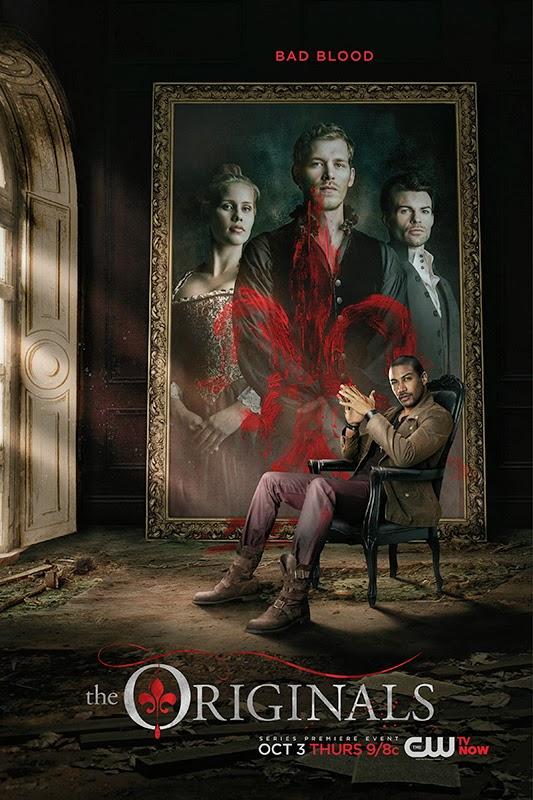 Phim Ma Cà Rồng Nguyên Thủy Phần 1 - The Originals Season 1 - Wallpaper