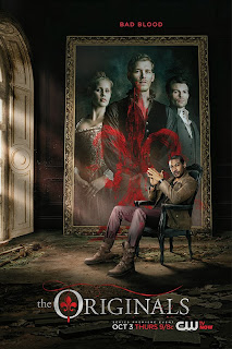 Xem Phim Ma Cà Rồng Nguyên Thủy Phần 1 | The Originals Season 1