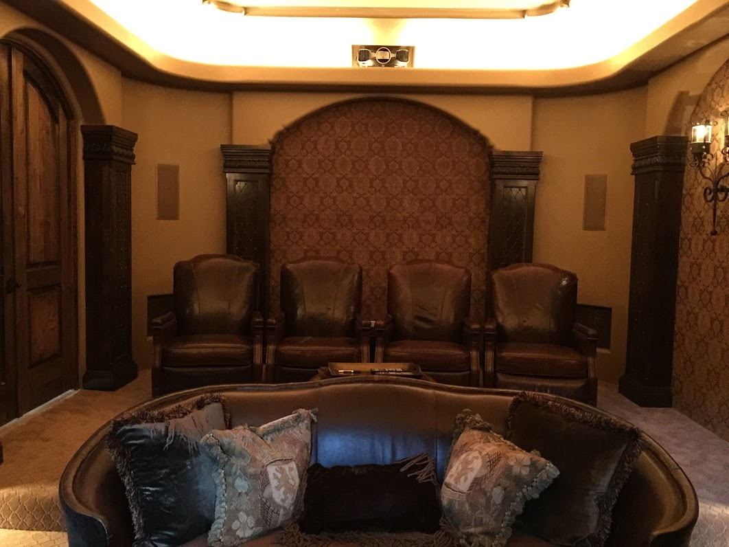 Show us your Home Theater room *** (photos)