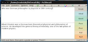 fullrecall linux