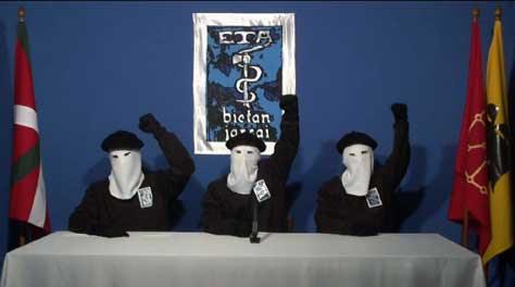 Anuncio cese de la violencia de ETA