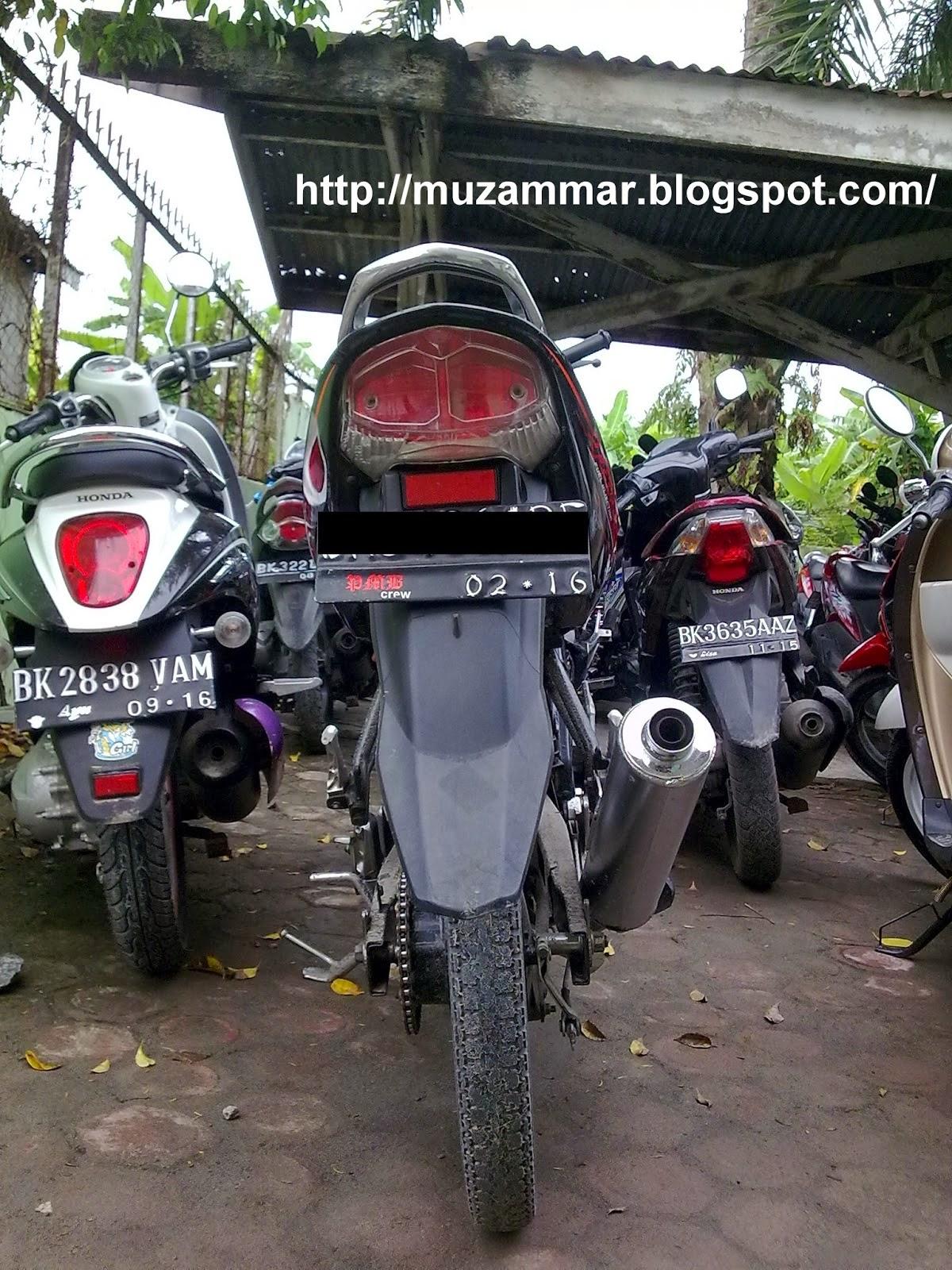 Modif Yamaha Vixion 2014