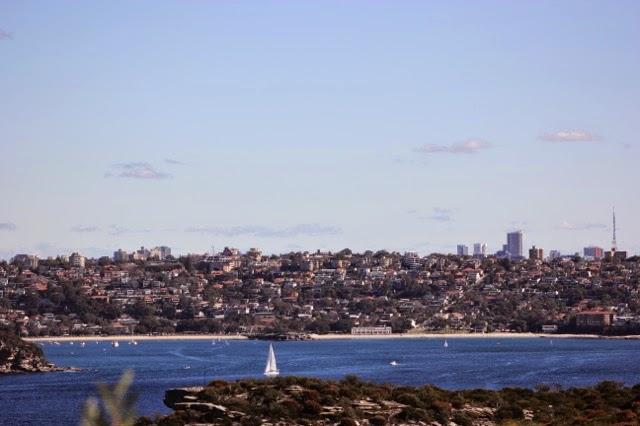 Balmoral Beach (From North Head), Sydney