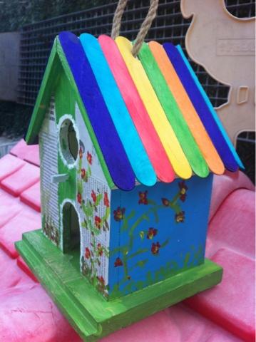 Para chicas diferentes casitas para pajaros - Casita para pajaros ...