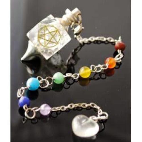 Healing With A Pendulum Chakra Healing