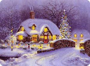 фото С Новым годом и Рождеством Христовым