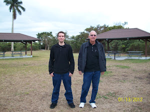 The two men in my life :)