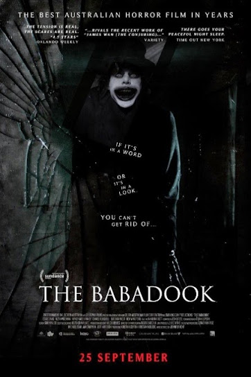 Cuốn Sách Ma Quái - The Babadook
