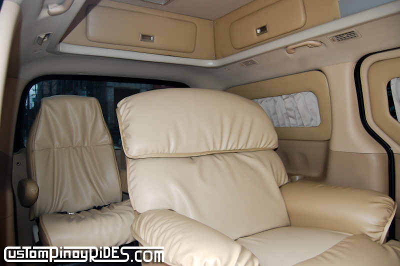Hyundai Starex Limousine Atoy Customs Conversion Philippines Custom Pinoy Rides pic4