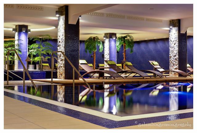 LifeStyle Hotel Máreaháza wellness