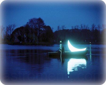 8 лунных фаз