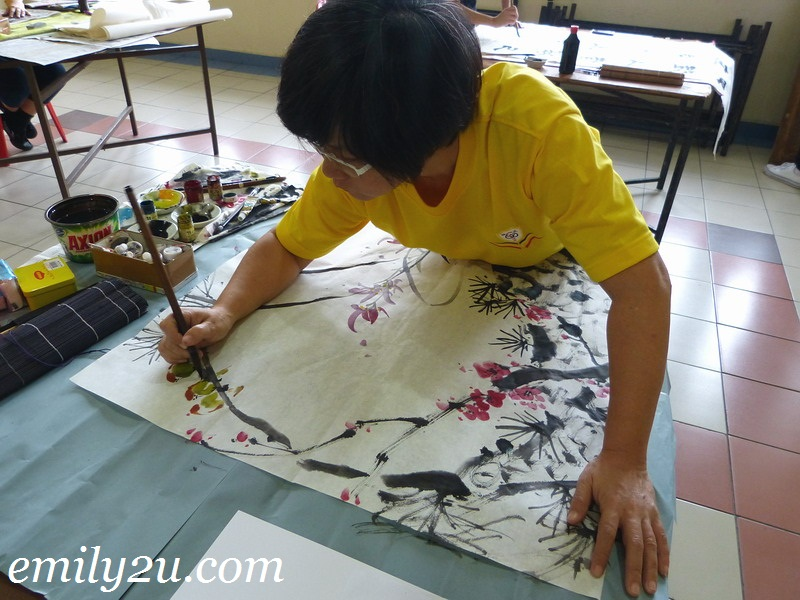 Chin Woo Carnival Chinese Calligraphy & Art Competition