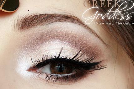 Alina Rose Blog Kosmetyczny Rozświetlający Makijaż Greckiej Boginii