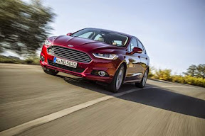 Safety award for new Mondeo