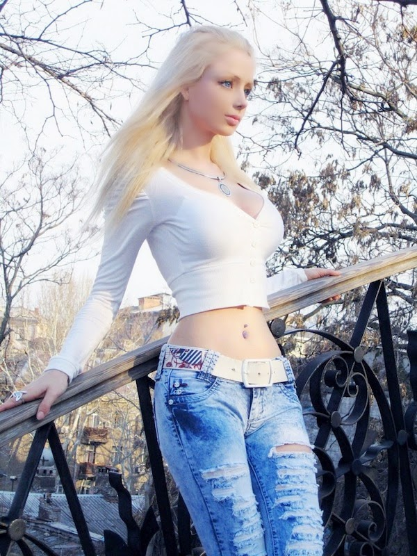 Real Life Barbie Doll 12
