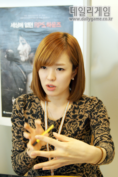 Nữ giám đốc sản phẩm xinh đẹp của Hounds Online - Ảnh 6