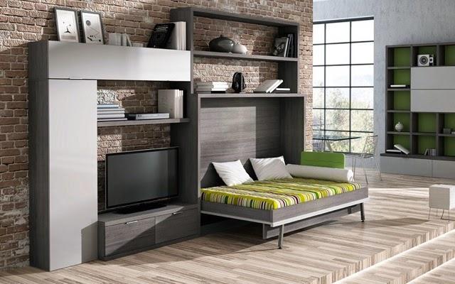 3 comentarios for Muebles de salon para espacios pequenos