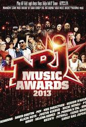NRJ MUSIC AWARDS 2013 - Giải thưởng âm nhạc