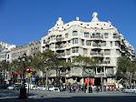Barcelone: la Pedrera