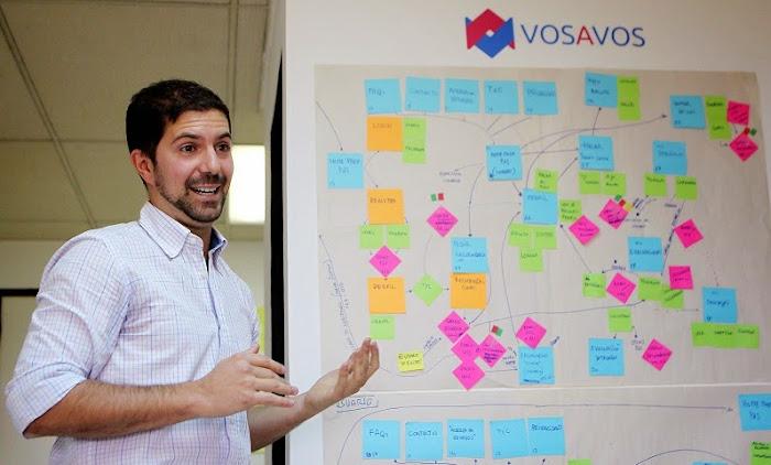 Vosavos.com, startup de servicios domésticos