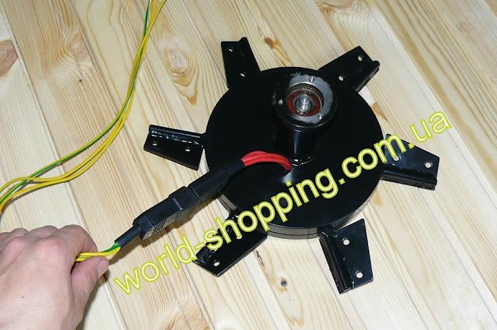генератор на постоянных неодимовых магнитах
