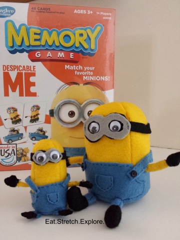 Crafting Minion Doll Time