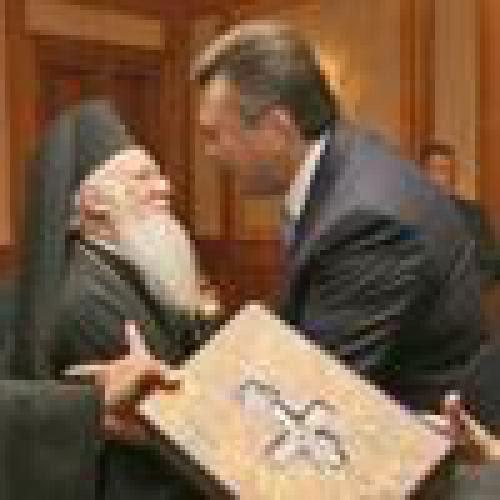 Bartholomew Visit Reopens Ukraine Russia Row