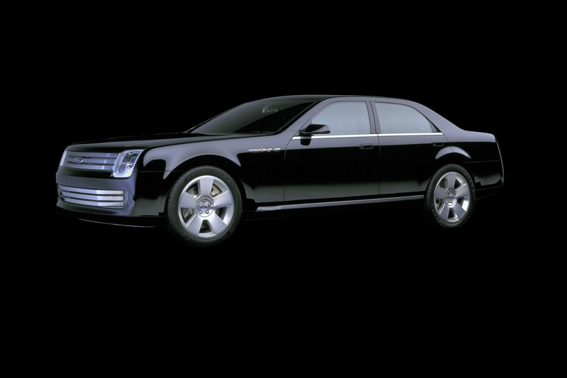 Lincoln Motor Company >> Ford - 427 Concept