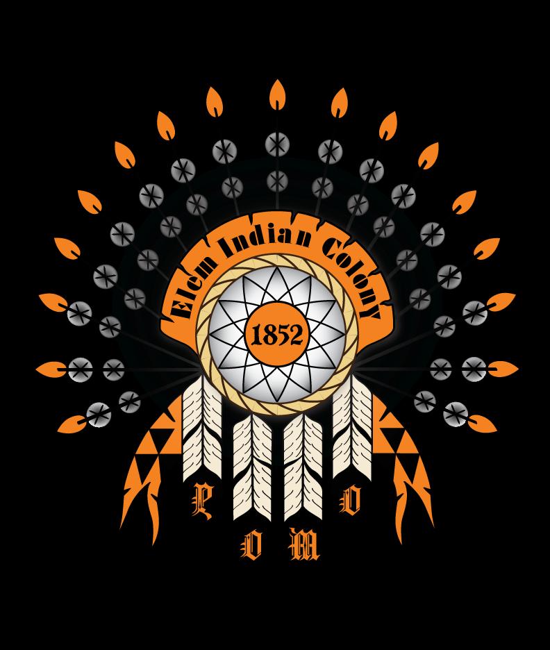 Elem Indian Colony Logo