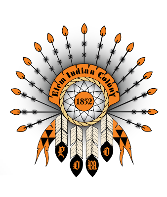 Elem Indian Colony Logo