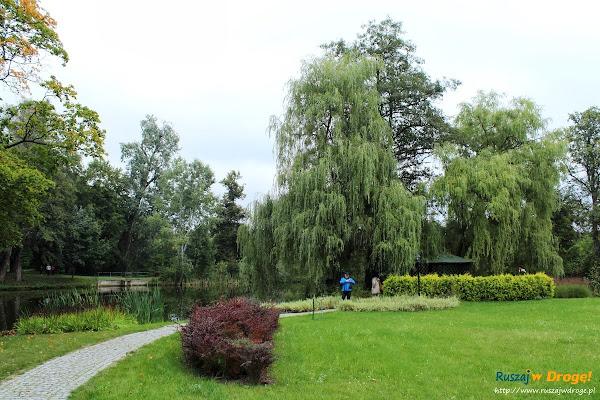 Ogrody Pałacu Biskupiego w Pelplinie