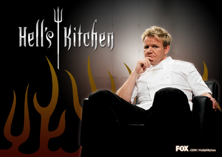 celebrity chef gordon ramsay has been offered two more years seasons the nine and ten of hells kitchen - Fox Hells Kitchen