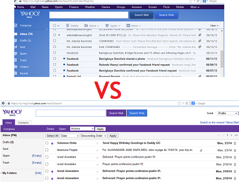 Slow connection? - Switch to Yahoomail classic & Gmail ...