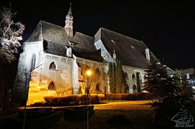biserica dominicana sighisoara
