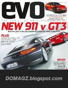 Download Evo - January 2012 Free - Mediafire Link