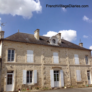 French Village Diaries old school house my expat family
