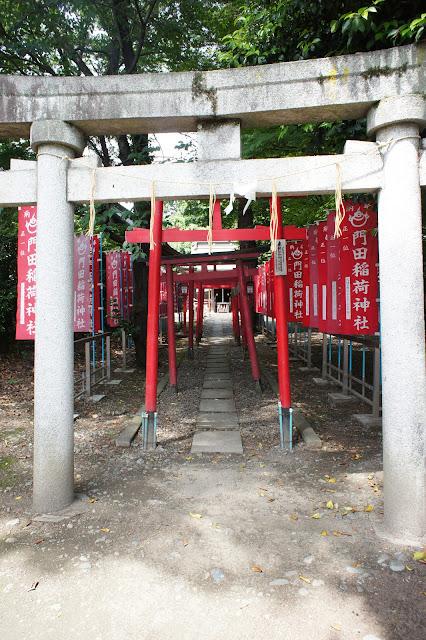 門田稻荷神社