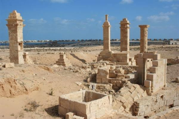 Heritage: Egypt's Marina El-Alamein to open in April