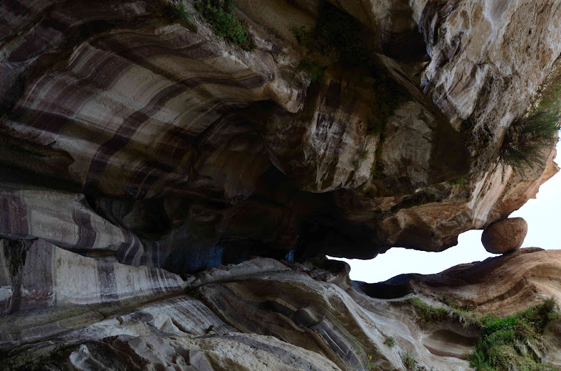 Šoninis Wadi Hasa tarpeklis