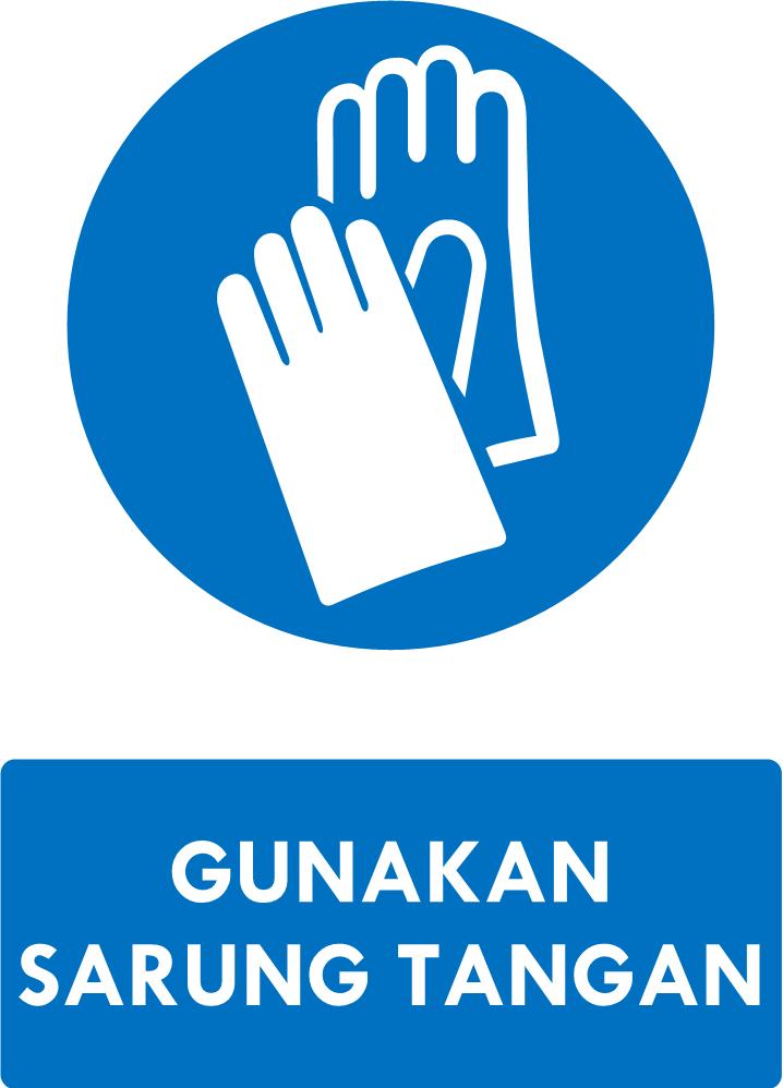 Rambu Sarung Tangan
