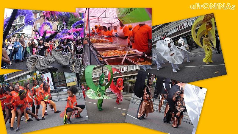 Notting Hill, Carnaval, Londres, celebracion, fiesta, disfraces, desfiles