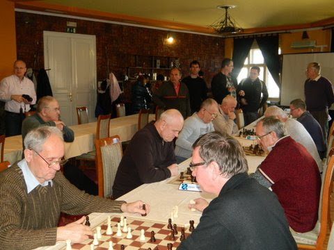 Državno prvenstvo v šahu 2013
