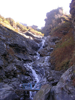Rahalla Falls - Manali Places to Visit