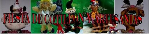"""""""Fiesta de cotillon y artesanias"""""""