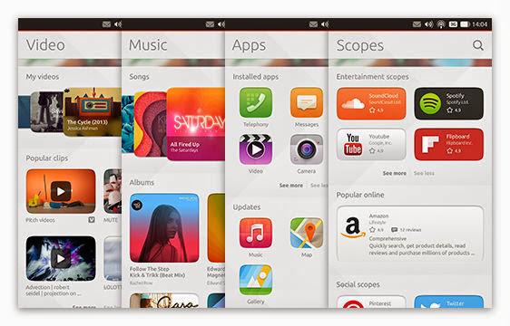 Canonical mostrará los primeros diseños industriales de teléfonos con Ubuntu Phone en la MWC 2014