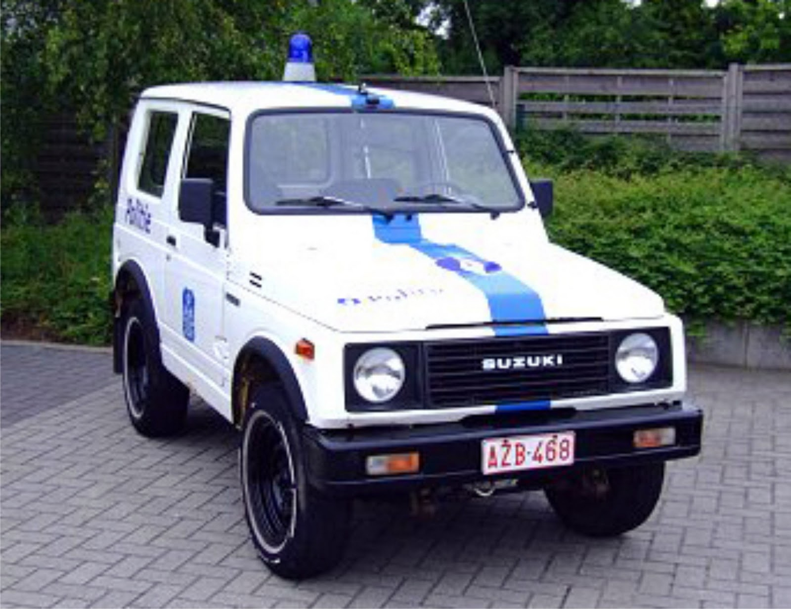 suzukijeepinfo: 1983: suzuki sj413
