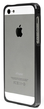 PATCHWORKS Alloy X for iPhone 5 Blac